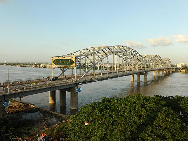 缅甸博茵瑙二桥